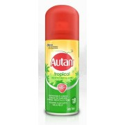 Sc Johnson Italy Srl Autan Linea Tropical Spray Sec 100ml