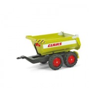 ROLLY TOYS rollyHalfpipe Claas 122219