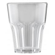 Vaso Reutilizable SAN Chupito Frost Transp. 40ml (72 Uds)