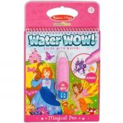 Carte de colorat apă magică, Zâne