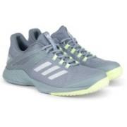 ADIDAS ADIZERO CLUB Tennis Shoes For Men(Grey)