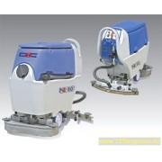 Takarítógép DEC NR2-60 akkumulátoros önjáró kétkefés nedves ipari felmosó, 600 mm kefeszélesség, 805 mm töllési szélesség