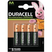 Duracell Pre-Charged AA 2500mAh (HR06-P)