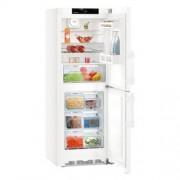GARANTIE 4 ANI Combina frigorifica Liebherr, congelator NoFrost, BluePerformance, clasa A+++, alb CN 3715