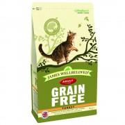James Wellbeloved Adult Cat Grain Free Tacchino - 4 kg