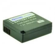 2-Power DBI9971A Ioni di Litio 800mAh 7.2V batteria ricaricabile