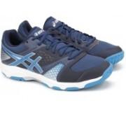 Asics GEL-DOMAIN 4 Multi-Court Shoes For Men(Blue)