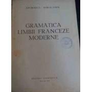 Gramatica Limbii Franceze Moderne - Ion Braescu Marcel Saras