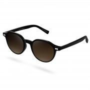 Waykins Wagner Schwarze & Braune Sonnenbrille