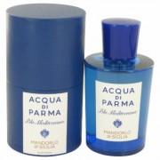 Blu Mediterraneo Mandorlo Di Sicilia For Women By Acqua Di Parma Eau De Toilette Spray 5 Oz