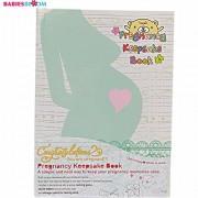 Babies Bloom Dear Bunny Pregnancy Keepsake Book