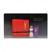 Yves Saint Laurent Manifesto confezione regalo Eau de Parfum 30 ml + lozione per il corpo 50 ml donna