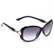 Eyeland Rectangular, Oval, Round Sunglasses(Violet, Clear)