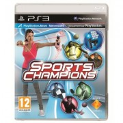 Sports Champions (jeu dédié Playstation Move)