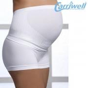 Carriwell - Безшевен колан за бременни- бял