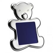 Marco plata oso figura