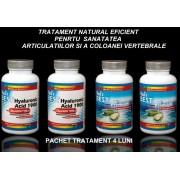 Tratament Natural Eficient Coxartroza, Gonartroza, Afectiuni Reumatismale 4 LUNI Pret Colagen Tip 2 Hyaluronic Hialuronic *