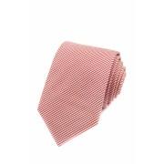 Pánská bavlněná kravata v bordó Avantgard 601-5022