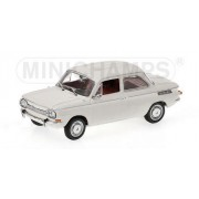 Minichamps - NSU 1000 L - 1964 - WHITE L.E. 744 pcs.