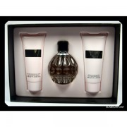 Jimmy Choo Man 100ml Apă De Toaletă + 100ml Gel de duș + 100ml After Shave Balsam Set