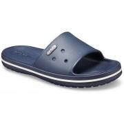Crocs Crocband™ III Slides Unisex Navy / White 37