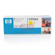 HP C9702A / 121A - Originální toner