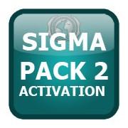 Aktywacja Sigma Pack 2