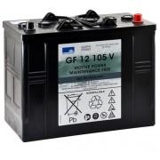 Batería de gel 12 Voltios 105 Amperios Sonneschein GF12105V 345mm x 172mm x 283mm