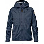 FjallRaven Keb Eco-Shell Jacket W - Dark Navy - Vestes de Pluie XS