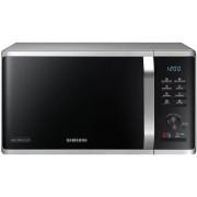 Cuptor cu microunde Samsung MG23K3575AS, 23l, 800W, Browning Plus (Argintiu)