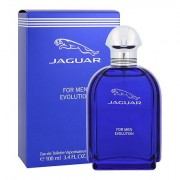 Jaguar For Men Evolution eau de toilette 100 ml uomo
