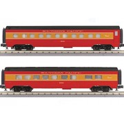 MTH TRAINS; MIKES TRAIN HOUSE SP 2 CAR 60' STREAMLINED