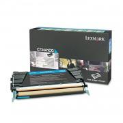 Тонер касета C736 Cyan - 6k (Зареждане на C734A1CG)