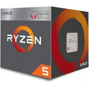 Procesor AMD Ryzen 5 2400G, 3.6 GHz, AM4, 4MB, 65W (BOX)