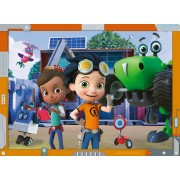 Puzzle Ravensburger - Rusty Rivets, 100 piese XXL (10937)