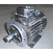 Motor elect. trifásico 380-220v 1400rpm de 1,1kw base 4torn
