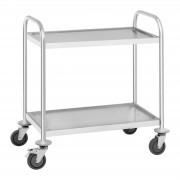 Servírovací vozík- 2 police - do 150 kg