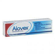Recordati Spa Alovex Protez Attiva Gel 8ml