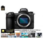 Nikon Cámara Mirrorless NIKON Z6 (24.5 MP - Sensor: Full-Frame - ISO: 100 a 51 200)