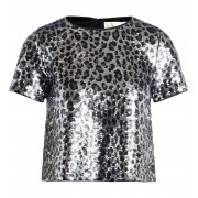 Michael Kors Top Michael Kors con paillettes effetto leopardato