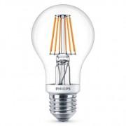 Philips Led Lamp E27 7,5W 806lm Classic Filament Dimbaar