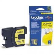 Kazeta BROTHER LC-980 Yellow DCP-145C/165C