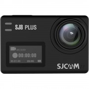 Resigilat: SJCAM SJ8 PLUS Camera de Actiune 4K 2.33'' IPS WiFi Negru - RS125044365-1