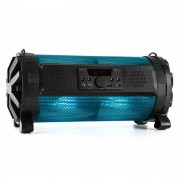 Auna Thunderstorm S, mobil bluetooth hangfal, max. 60 W, akkumulátor, USB, SD, FM, APP (BTS14-Thunderstorm S)
