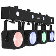 EuroLite LED KLS-190 Compact Light Set Set completo