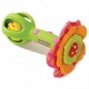 Бебешка дрънкалка - малки умничета - flower power, Tiny love, 076219