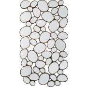 Kare Design Design Spiegel Water Drops - L135 X B78 Cm - Koper