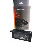 (DE03) **Gembird punjac za laptop 65W-19.5V-3.34A, 7.4x5.0mm black PIN (749 Alt=DE10) (NPA65-195-3340)