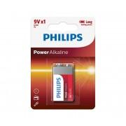 Philips 6LR61P1B/10 - Baterie alcalina 6LR61 POWER ALKALINE 9V