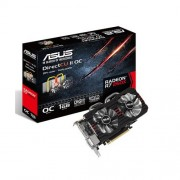 Asus AMD Radeon R7 260X 1GB DirectCU II Graphics Card - PCI-E 3.0